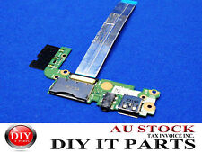 Asus S551 S551LB V551LA USB Card Reader  Audio Jack Led I/O Board 60NB02A0-US