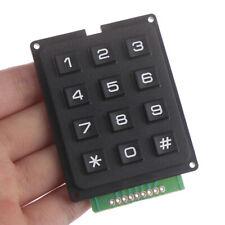 12Key Membrane Switch Keypad 3 x 4 Matrix Keyboard Module Membrane Switch KeypSP
