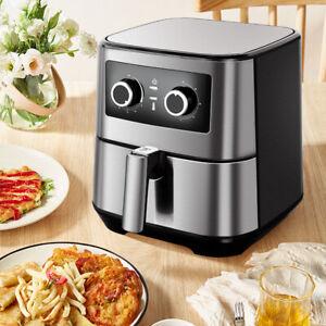 UTEN 5.5L Air Fryer Low Fat Healthy Cooker Oven Food Frying Chip Kitchen