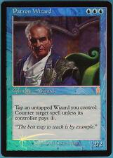 Patron Wizard FOIL Odyssey NM-M Blue Rare MAGIC MTG CARD (ID# 74521) ABUGames