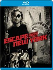 Kurt Russell Escape from New York DVDs & Blu-ray Discs