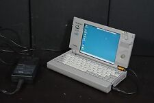 Toshiba Libretto 50CT - 75MHz Pentium 16MB RAM 741MB HDD Windows 95 Vintage UMPC