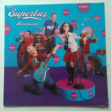 SUPERBUS - AEROMUSICAL LP - 2002 - JENNIFER AYACHE - SEALED NEUF - RARE