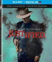 Justified: The Complete Fourth Season [Edizione: Stati Uniti] - BluRay O_B003088