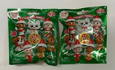 Elf on the Shelf Merry Minis: Lot of 2 Blind Bags with Surprise Elf Figure