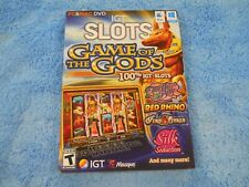 IGT Slots The Game Of The Gods 100% IGT Slots
