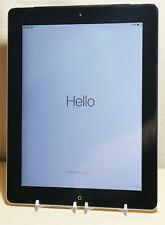 Apple iPad 2 64GB, Wi-Fi + Cellular (Unlocked), A1397 (CDMA) 9.7in