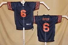 JAY CUTLER  Chicago Bears   REEBOK Equipment  THROWBACK JERSEY Youth Medium  NWT