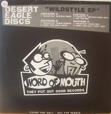 "Desert Eagle Discs ~ Wildstyle Ep - 2 x 12"" PS Promo"