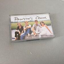 Songs From Dawson's Creek Volume 1MC Cassette Tape Ost Rara