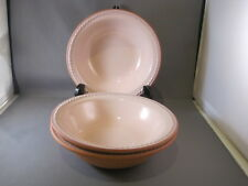 3 Premier Pottery Products PPP Tan Color POTTERY Terracotta Bowls  Illinois