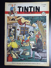 Fascicule Périodique Tintin N° 12 1949 TBE Vandersteen