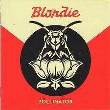 BLONDIE - POLLINATOR (2017) CD+FREE GIFT Pop Rock