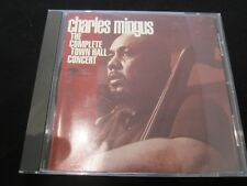 Charles Mingus - The Complete Town Hall Concert - Near Mint - NEW CASE!!!