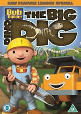 Bob The Builder - the Big Dino Dig DVD NEW dvd (HIT41257)