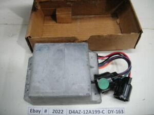 Ford 1974 Lincoln Continental Electronic Ignition Modulator Brain Breakerless
