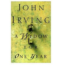 A Widow for One Year by John Irving (1998 Hardcover)