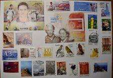 2 hojita y 24 sellos USADOS de España recientes.EXTRAORDINARIA CALIDAD.