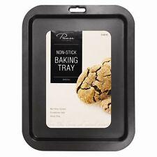 Non Stick Baking Tray Dishwasher Safe Strong Steel Premier Oven Baking UK Seller