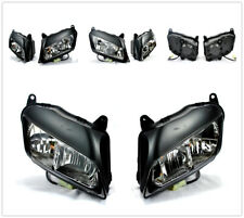 clear fit for honda cbr600rr cbr 2007 09 10 2012 f5 headlight lamp assembly