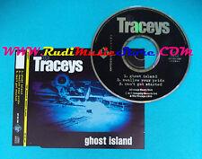 CD Singolo The Traceys Ghost Island INT 001 CDS UK 1996 no mc lp vhs dvd(S25)
