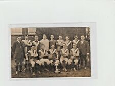 SUSSEX. WORTHING FC. 1920,s. CUP WINNERS.