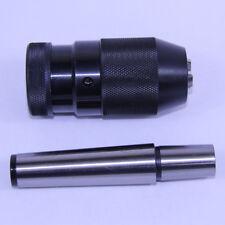 """1/32-1/2"""" 6JT PRO-SERIES KEYLESS DRILL CHUCK & JT6-3MT TAPER ARBOR MT3 CNC"""