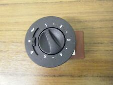 Caravan / Motorhome Truma Heater/Fire Teb2 Control Dial/Switch/Knob