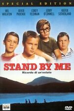 STAND BY ME  DVD DRAMMATICO