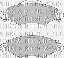 BBP1808 BORG & BECK FRONT BRAKE PADS fits Toyota Yaris 1.0 01- NEW O.E SPEC!