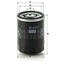 Mann Oil Filter Spin On For Suzuki Grand Vitara I 1.6 4x4 2.0 4x4 2.5 V6 24V 4x4