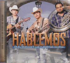 Ariel Camacho Hablemos CD New Sealed
