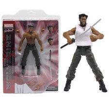 7'' Marvel Legends Wolverine III Logan X-man Action Figure PVC Kids Toys Boxed