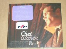 CD / CHET BAKER IN PARIS / SESSIONS 1955-1956 / NEUF SOUS CELLO