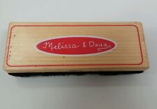 Melissa & Doug Felt Chalk Eraser – Chalkboard & White Board Eraser Daycare