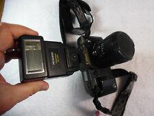 Canon Zoom Lens 35-70MM Canon T70 Camera Promaster Powerwide FTD 5400 160-2E