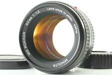 【EXC+++++】 Minolta MD Rokkor 50mm f/1.2 MF Prime Lens MD Mount from JAPAN #1616