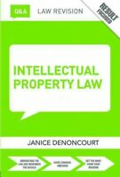 Intellectual Property Law, Paperback by Denoncourt, Janice, Like New Used, Fr...