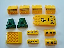 PRINTED AND STICKERED PARTS FOR LEGO SET 7774 CRAB CRUSHER