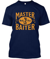 Fishing Master Baiter - World Class Hanes Tagless Tee T-Shirt