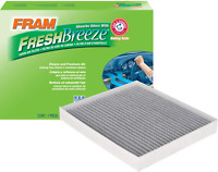 FRAM CF12160 Fresh Breeze Cabin Air Filter with Arm and Hammer