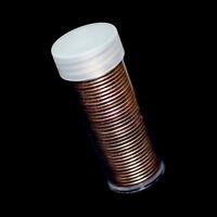 1987 P+D Washington Quarter (20 + 20 each) ~ Uncirculated Roll from Mint Set