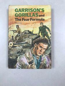 Vintage Garrison's Gorillas The Fear Formula by Jack Pearl 1968  WW2