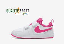 Nike Pico 5 Bianco Fucsia Scarpe Bambina Shoes Sportive Sneakers AR4161 102 2020