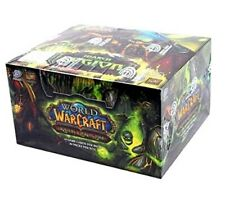 World of Warcraft March of the Legion Booster Box WOW TCG