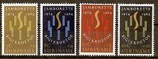 Surinam 446-49 **, cursi integral