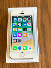 Apple iPhone 5s - 16GB - Silver A1533 (CDMA + GSM) - Carrier Unlocked!!