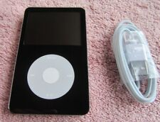 Apple iPod Classic 5th Generation  (30 GB) with a New Front!  Wolfson DAC