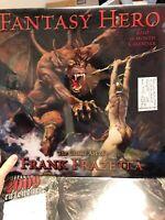 Sealed Classic Art of Frank Frazetta 2010 Fantasy Hero Calendar