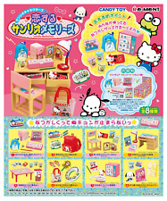 Sanrio Hello Kitty & Fans Lovely Memories complete box set - Re ment    ^_^3